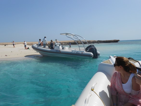 Bullet Speedboats private tours